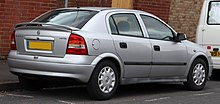 Vauxhall Used Cars Chesterfield