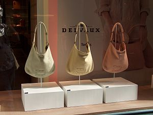 Delvaux (company) - Delvaux boutique in Brussels