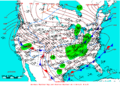 2006-02-18 Surface Weather Map NOAA.png