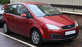 Ford C Mac >> Ford C Max Wikipedia