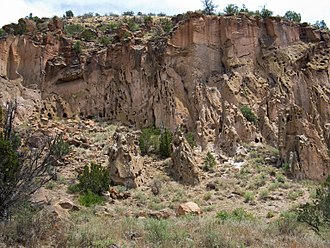 Bandelier National Monument 2006 New Mexico Bandelier National Monument.jpg