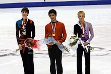 2007 JGP USA Men's Podium.jpg