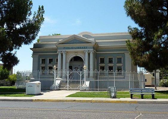 Kern Branch, Beale Memorial Library
