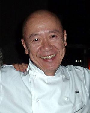 Masa (restaurant) - Chef Masa Takayama