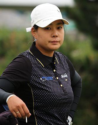 Lee Jee-young - Lee before 2009 Women's British Open