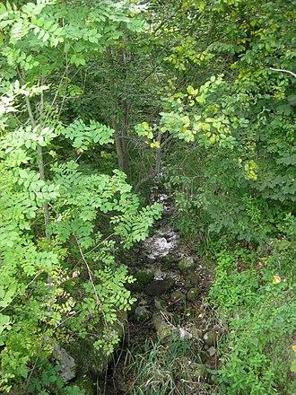 Birs (river) - Image: 2010 09 05 Birsquelle bei Tavannes