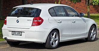 BMW 1 Series (E87) - E87 120i, Australia