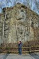 201102261605a (Hartmann Linge) Eberstadter Tropfsteinhöhle, außen.jpg