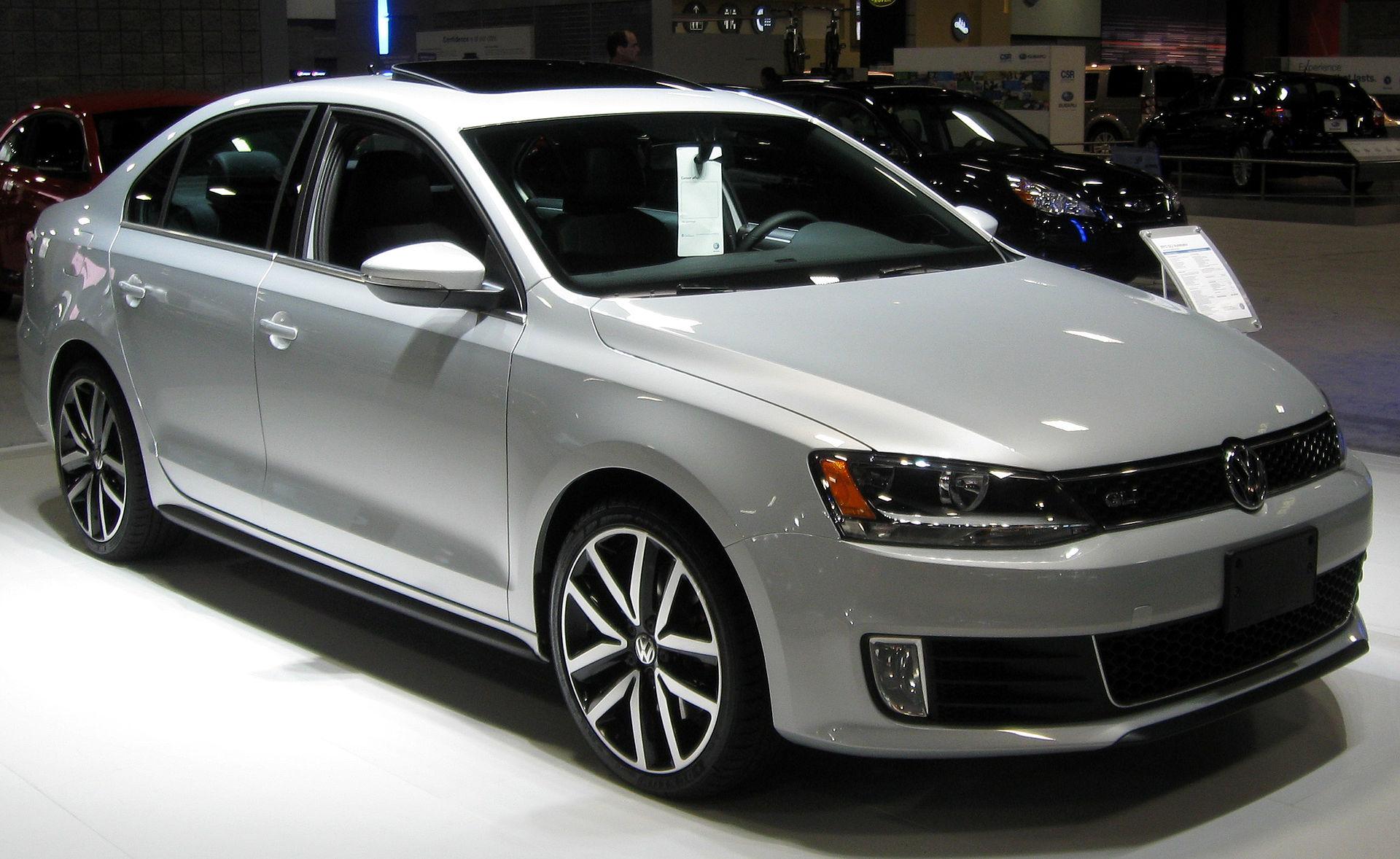 Volkswagen Jetta — Wikipédia