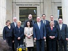 Kabinett Weil I – Wikipedia