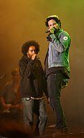 2013-08-24 Chiemsee Reggae Summer - Max Herre & Afrob 4694.JPG