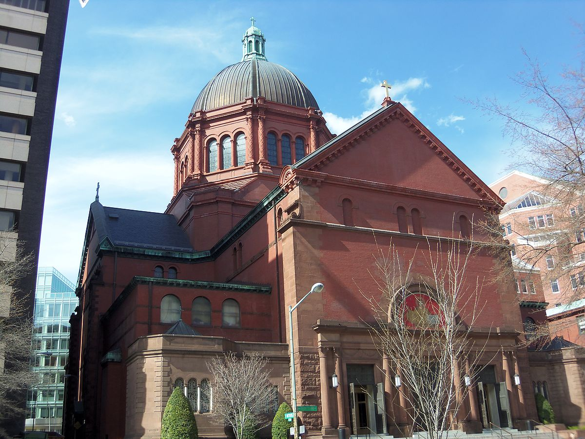 Roman Catholic Archdiocese of Washington - Wikipedia