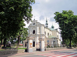 2013 Saint Vitus church in Karczew - 04.jpg