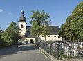 2014 Kościół św. Katarzyny w Kudowie-Zdroju, 02.JPG