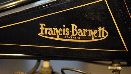 Francis-Barnett - Wikiwand