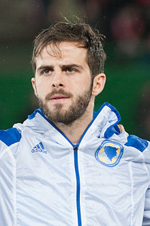 Miralem Pjanic - the cool, hot, cute,  football player  with Bosnian roots in 2020