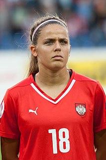 Laura Feiersinger Austrian footballer