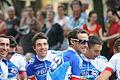 2015 Tour de France team presentation (19335081406).jpg