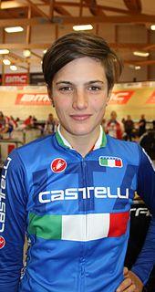 Maria Giulia Confalonieri Italian cyclist