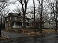 2016-02-23 11 37 02 Houses along Belmont Circle in the Cadwaladar Heights section of Trenton, New Jersey.jpg