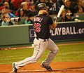 2016-10-10 Mike Napoli at bat Game 3 of ALDS 02.jpg