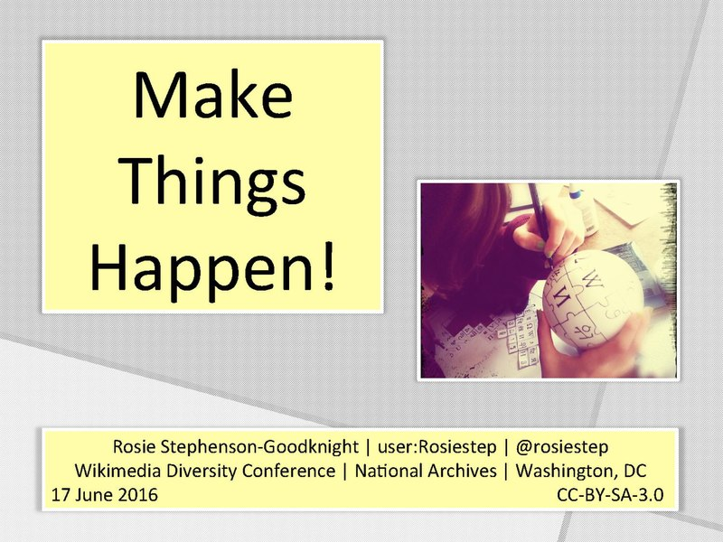 File:2016 WikiDivCon keynote - Make Things Happen.pdf