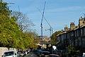 2016 Woolwich, Trinity Walk, construction site 12.jpg