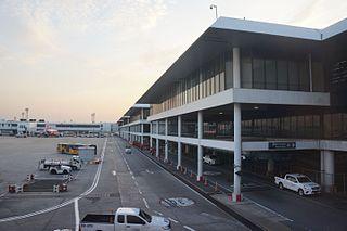 Don Mueang International Airport Former main airport in Bangkok, Thailand