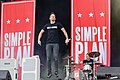 20170617-201-Nova Rock 2017-Simple Plan-Pierre Bouvier.jpg