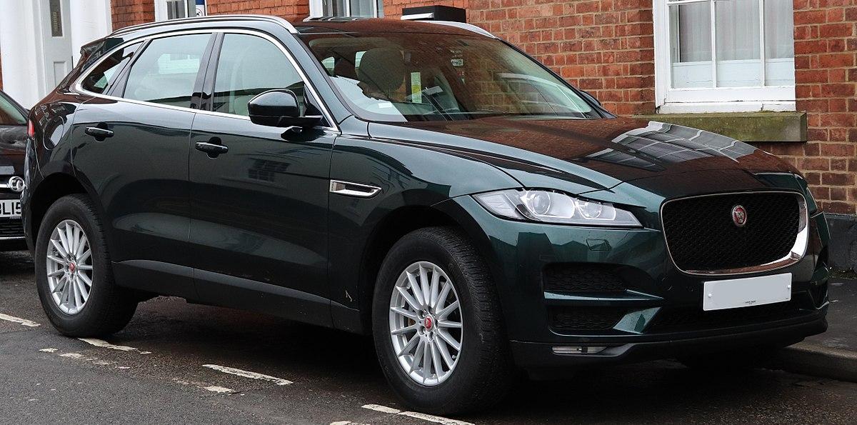 Image Result For Jaguar I Pace Wiki