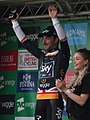 2017 Tour of Britain stage 4 points leader 145 Elia Viviani.JPG