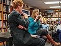 2018.03.20 Sarah McBride and Rep Joe Kennedy, Politics and Prose, Washington, DC USA 4109 (27075490668).jpg