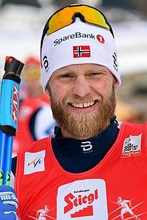 Martin Johnsrud Sundby cross-country skier