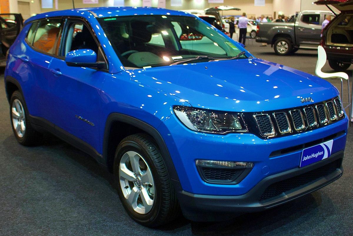 2016 Volkswagen Suv >> Jeep Compass – Wikipédia, a enciclopédia livre