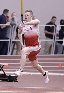 Chris Nilsen American athlete