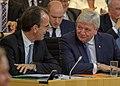 2019-01-18 Konstituierende Sitzung Hessischer Landtag Bouffier 3788.jpg