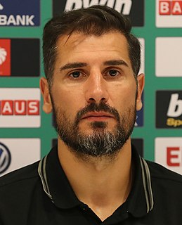 Cristian Fiél German-Spanish footballer and coach