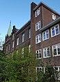 2019 Maastricht, Ursulinenklooster, tuinzijde (6a).jpg