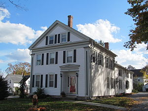 Clarke–Glover Farmhouse - 201 South Street