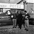 22.03.62 1er Vol du Potez Heinkel avec M. Potez et Grangette pilote d'essai (1962) - 53Fi2212.jpg