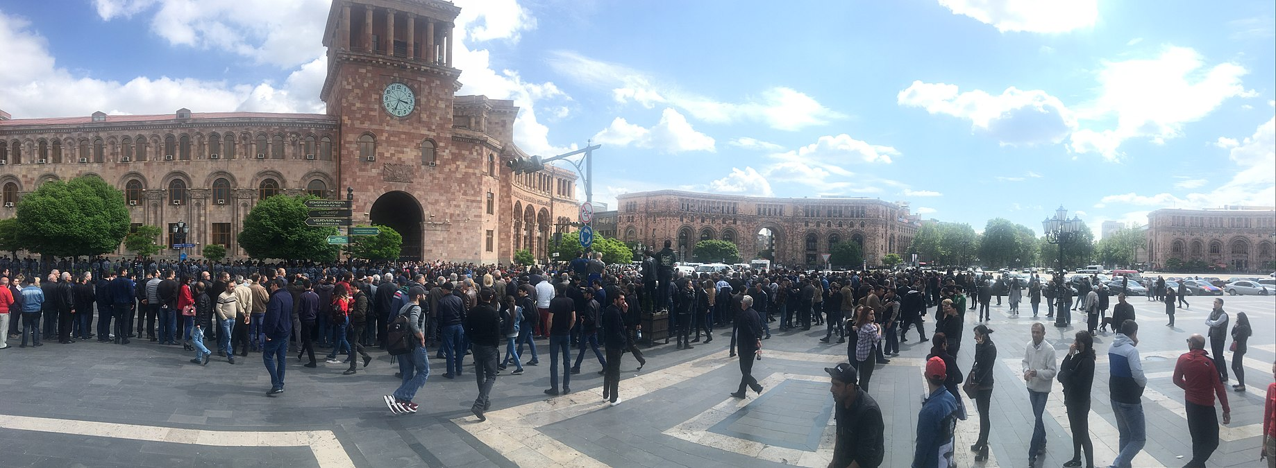 22.04.2018 Protest Demonstration, Yerevan 50.jpg