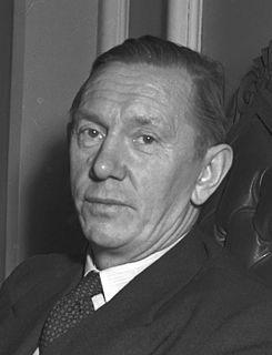 Oscar Torp Norwegian politician