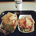 2 Americano soft tacos (8060167383).jpg