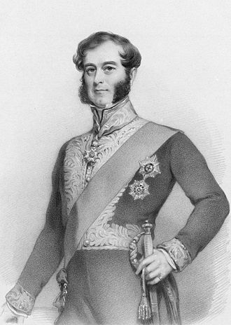 Richard Temple-Nugent-Brydges-Chandos-Grenville, 2nd Duke of Buckingham and Chandos - Image: 2nd Duke Of Buckingham And Chandos
