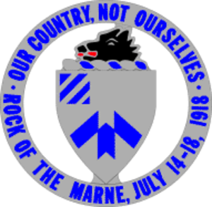30th Infantry Regiment (United States) - Image: 30 INF DUI