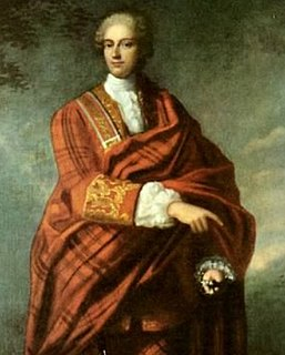 James Drummond, 3rd Duke of Perth Scottish Jacobite army officer