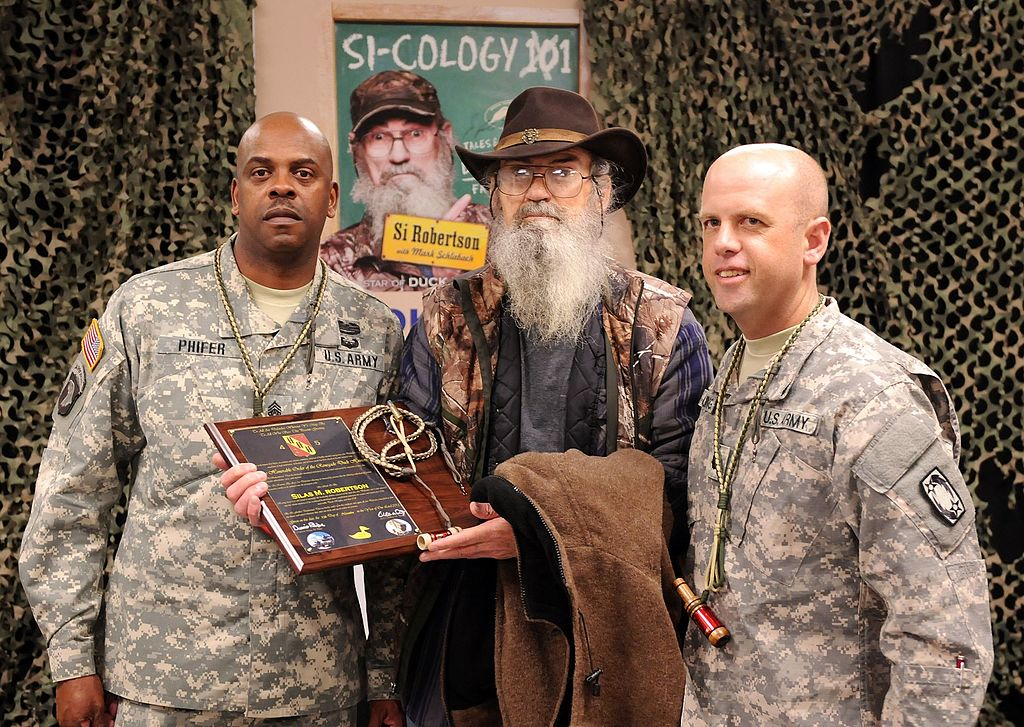 Image Result For Duck Dynasty Team