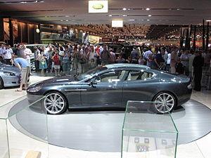 """4 door Aston Martin """"Rapide"""" Concept - Flickr - cosmic spanner.jpg"""
