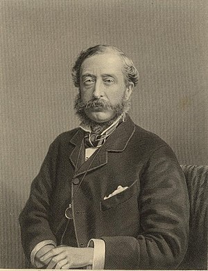 Henry Herbert, 4th Earl of Carnarvon - Image: 4th Earl of Carnarvon