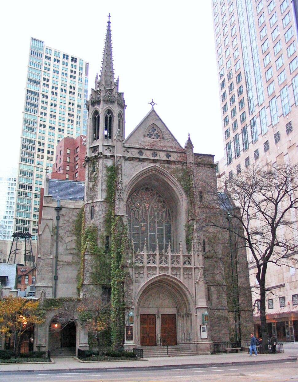 4th Presbyterian Chicago 2004-11 img 2602